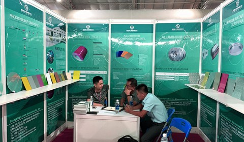 Our company participated in the 2019 Vietnam International Building Materials Exhibition