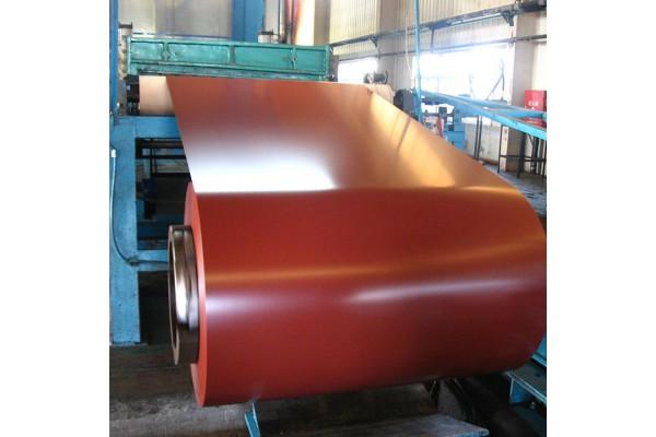PE Aluminium Coated Coil