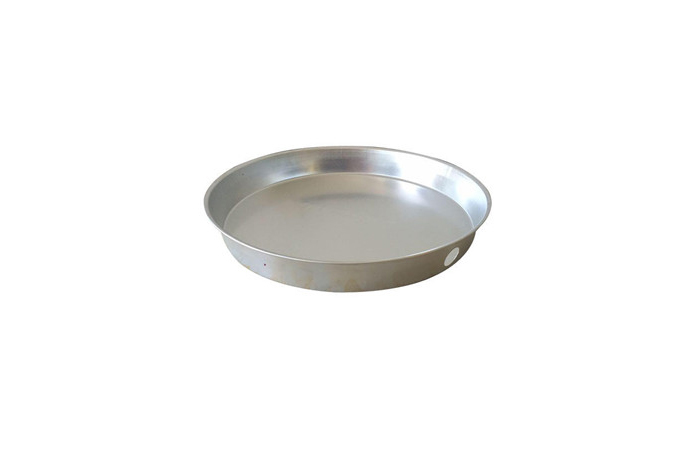 Aluminium water heater pan